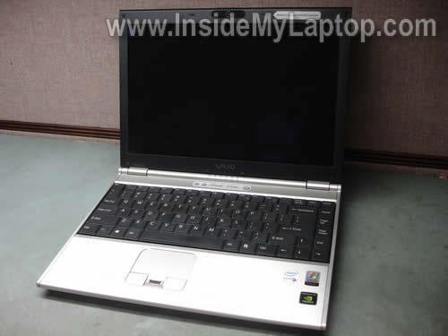ноутбук Sony Vaio серии