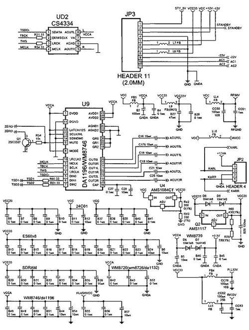 Проверяют наличие напряжений 3,3 и 5 В на разъеме БП (рис. 4), исправность диодов V14, V13 и...